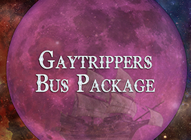 Pines Party 2019 - The Gay Trippers Bus Package