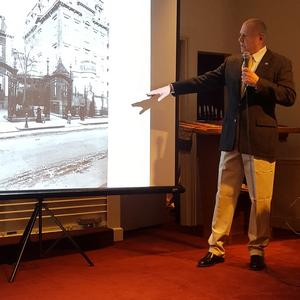 Historian Tom Miller talks about 'Murray Hill Eccentrics and Strange Stories'