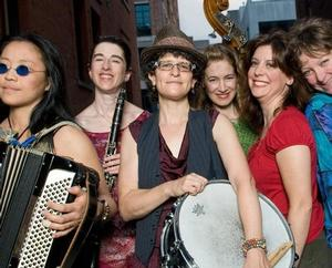 Piano on Park presents: Isle of Klezbos Sextet - Klezmer & Far Beyond, Happy Hanukah!